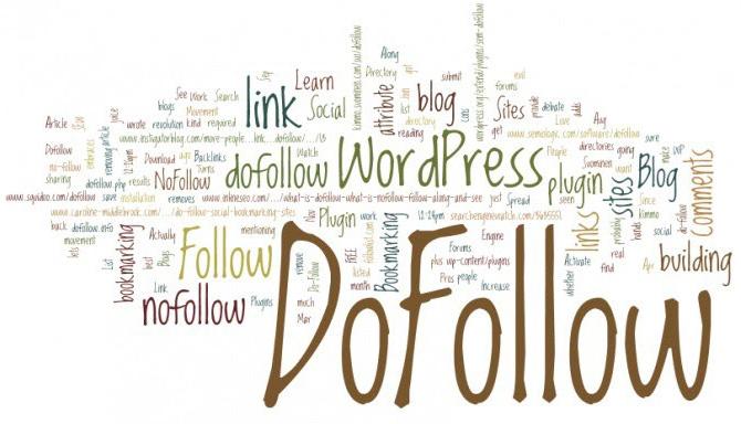 no follow and do follow links